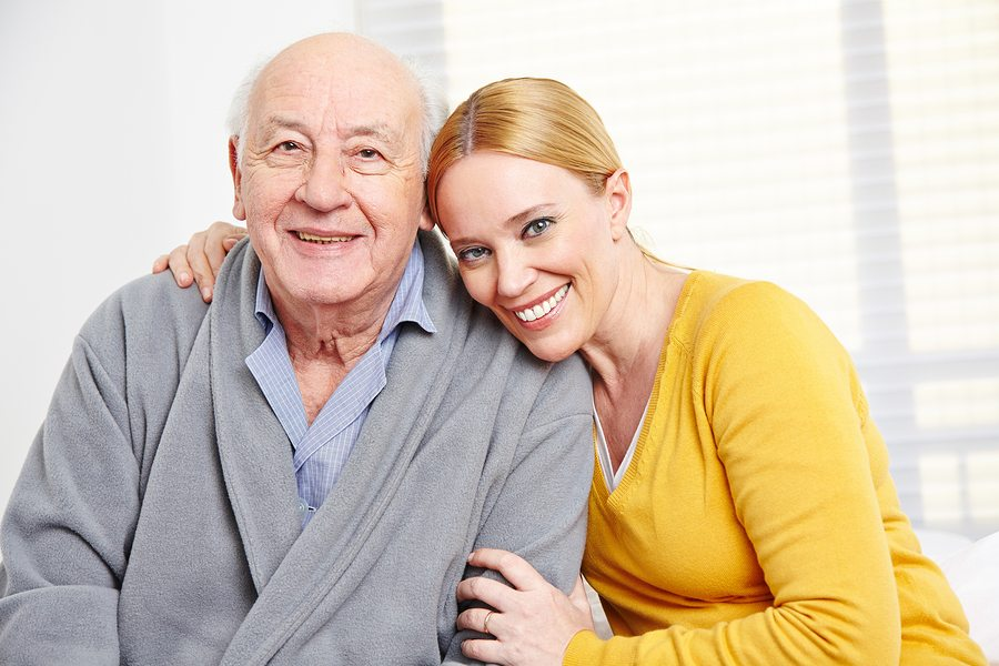 A Veteran with Health Issues Might Benefit from Home Care